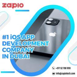 iOS App Development Company in Dubai, UAE
