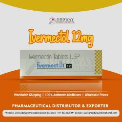 Buy Online Ivermectol 12 mg Ivermectin Tablet