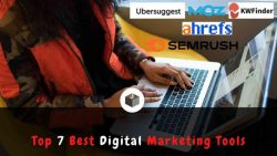 Top 7 Free Digital Marketing Tool for 2021