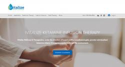 Depression ketamine therapy