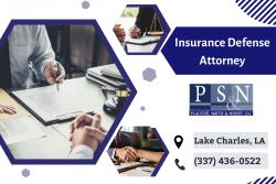 Lake Charles Insurance Defense Attorney