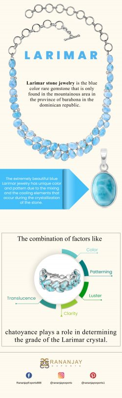 Why is Larimar Jewelry so Special?