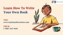 Learn How To Write Your Own Book