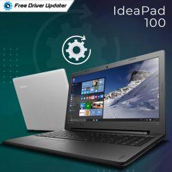 Lenovo IdeaPad 100 Drivers Download & Update on Windows 10