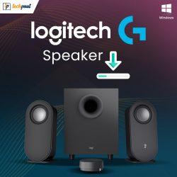 Logitech Speaker Drivers Download for Windows 10, 8, 7