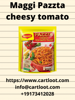 maggi pazzta cheesy tomato