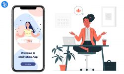 Cost to develop a meditation app like headspace