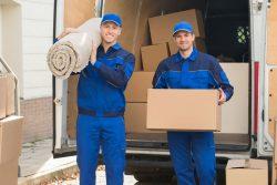 Μεταφορές λίγων αντικειμένων με μικρό φορτηγό από τους ειδικούς