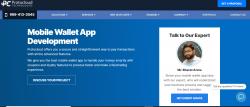 Mobile Wallet App Development Company
