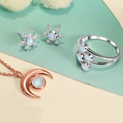 Wholesale Moonstone Jewelry Collections | Rananjay Exports