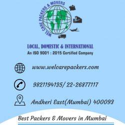 Movers and Packers in Andheri Mumbai
