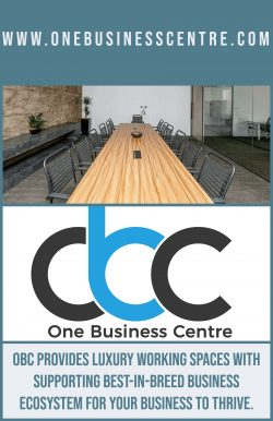 One Business Centre – luxury working spaces