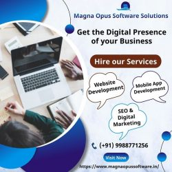 get the digital presence of your business