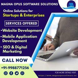 Online Solutions for Startups and Enterprises