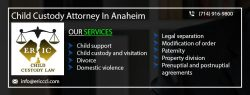 An Accomplished Family Law Attorney For All Your Family Law Disputes