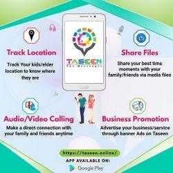 Family Location Tracking App