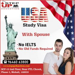 Study In USA Without #IELTS / #PTE / #GRE