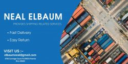 Neal Elbaum | Provides Shipping Related Services