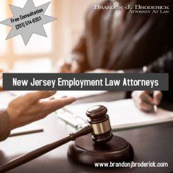New Jersey Employment Law Attorneys
