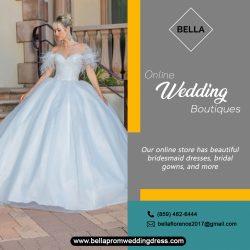 Online Wedding Boutiques