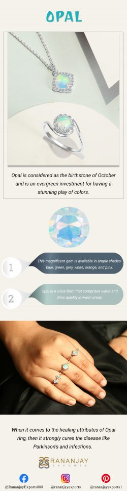 Amazing Opal – Finding The Perfect Opal Ring.