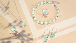Beautiful Silver Opal Jewelry at Wholesale Price