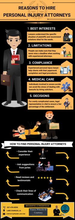 Well-Versed Legal Affairs For Your Injury