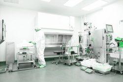 Purpose of pharmaceutical cleanroom