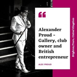 Meet The Alexander Proud