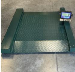 Portable Drum Scale – USA Measurements Scales