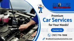 Get Expert Car Repairing Services!