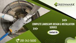 Professional Landscaping Service Near Rosenberg