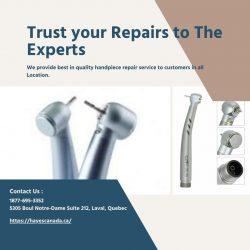 Endodontic handpiece expert