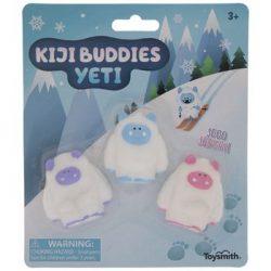 Kiji Buddies Squishy Yetis