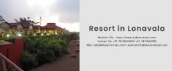 Resort in Lonavala for a Relaxing Vacation!