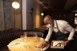 Covid Precaution In Restaurants