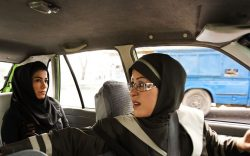 ridesharing service for women