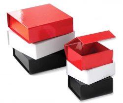New High-Quality Custom Rigid Boxes