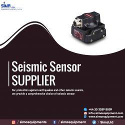 seismic sensor supplier