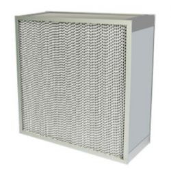 How often is the cleanroom HEPA filter replacement frequency?
