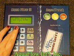 Smart Water Card Setup