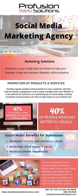 Social Media Marketing Agency | ProFusion Web Solutions