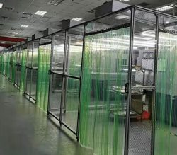 Soft wall cleanrooms in Youthtech