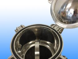 PVHF High Flow Pressure Vessel Challenging Applications