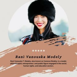 Rani Vanouska Modely – President of the Football World Heritage Organization