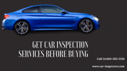 Get Car Inspection Services Before Buying