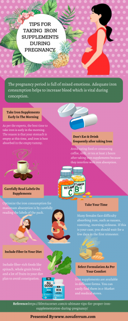 6 Ultimate Tips For Proper Iron Supplementation During Pregnancy