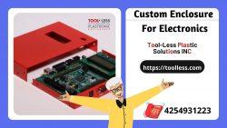 Custom Enclosure For Electronics