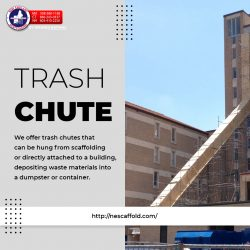 NEW ENGLAND SCAFFOLDING – offers trash chutes in USA