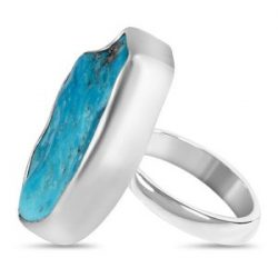 wholesale sterling silver turquoise rings by rananjay exports